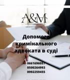 Нужна профессиональная помощь адвоката в уголовном деле? Харків
