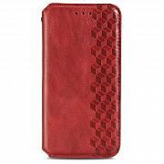 Чeхол-книжка Getman Cubic Samsung A12 Red (Код товара:15981) Харків
