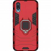 Чехол Transformer Ring for Magnet для Samsung A02 A022 Dante Red (Код товара:18959) Харків