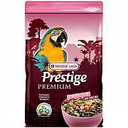 Versele-Laga Prestige Premium Parrots 2 кг Верселе-Лага полнорационный корм для крупных попугаев Київ