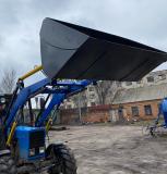 Фронтальний навантажувач КУН для МТЗ, ЮМЗ, Т40 Старобільськ