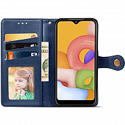 Чехол-книжка Getman Gallant для Xiaomi Poco M3 Blue (Код товара:16704) Харків