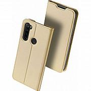 Чехол-книжка Dux Ducis для Xiaomi Redmi Note 8/Note 8 2021 Gold (Код товара:18737) Харків