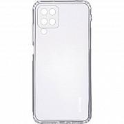 Чехол Getman Clear 1.0 mm для Samsung A22 4G прозрачный (Код товара:17903) Харків