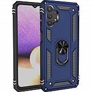 Чехол Serge Ring for Magnet для Samsung A52 A525 Dark Blue (Код товара:19035) Харків
