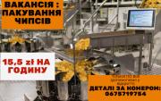 Упаковщик чипсов на производство Харків