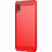 Чехол Slim Series для Samsung A02 A022 Red (Код товара:18935) Харків