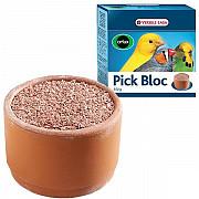 Versele-Laga Orlux Pick Bloc 0.35 кг ВЕРСЕЛЕ ЛАГА ОРЛАКС минеральный блок для декоративных птиц Київ