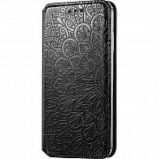 Чехол-книжка Getman Mandala для Samsung A02 A022 Black (Код товара:18938) Харків