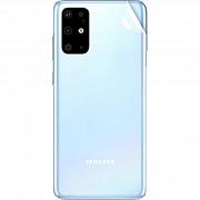 Задняя защитная гидрогелевая пленка DM для Samsung S20+ (Код товара:18753) Харків