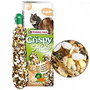 Versele-Laga Crispy Sticks Rice&Vegetables 0.11 кг Верселе-Лага РИС С ОВОЩАМИ лакомство для хомяков, Київ