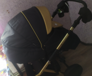 Продам коляску Adamex luciano Миргород