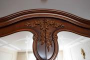 Шкаф 4-дверный классический с зеркалом CFurniture Київ