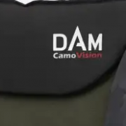 Кресло DAM CAMOVISION EASY FOLD CHAIR WITH ARMRESTS ALU Львів