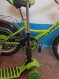 Продам детский велосипед и самокат Дніпро