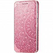 Чехол-книжка Getman Mandala для Samsung A02 A022 Pink (Код товара:18942) Харків