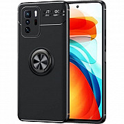 Чехол Deen ColorRing для Xiaomi Redmi Note 10 5G/Poco M3 Pro Black (Код товара:17893) Харків