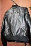 Куртка женская Бомбер из экокожи Київ