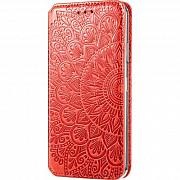 Чехол-книжка Getman Mandala для Samsung A02 A022 Red (Код товара:18944) Харків