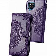 Чехол-книжка Art Case для Samsung A22 4G/M32 Purple (Код товара:18674) Харків