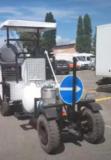 Машина розмічальна для нанесення холодного пластику та фарби - Road marking S.A Київ