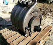Буллерьян печь калориферная Аlaska Ізюм