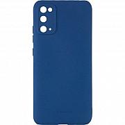 Чехол Molan Cano Smooth для Samsung S20 FE Blue (Код товара:19119) Харків