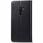 Чехол-книжка Getman Gallant Xiaomi Redmi 9 Black (Код товара:11307) Харків