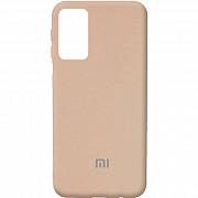 Silicone Case для Xiaomi Redmi Note 10 Pro Pudra (Код товара:17911) Харків