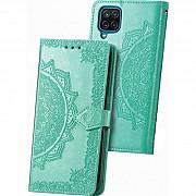 Чехол-книжка Art Case для Samsung A22 4G/M32 Turquoise (Код товара:18670) Харків