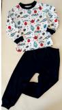 Трикотажная пижама для мальчика Миколаїв