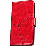 Чехол-книжка Anomaly Retro для Xiaomi Redmi Note 8/Note 8 2021 Red (Код товара:18734) Харків