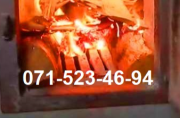 Печь угольная дровяная печник Макеевка Донецк 0715234694 Макіївка
