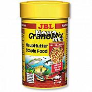 Основной корм в форме гранул JBL NovoGranoMix mini для небольших рыб, 100 мл Київ