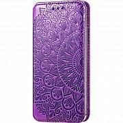 Чехол-книжка Getman Mandala для Samsung A02 A022 Purple (Код товара:18939) Харків