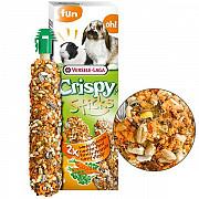 Versele-Laga Crispy Sticks Carrot&Parsley 0.11 кг Верселе-Лага МОРКОВЬ ПЕТРУШКА лакомство для кролик Київ