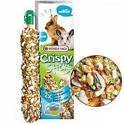 Versele-Laga Crispy Mega Sticks Mountain Valley 0.14 кг Верселе-Лага лакомство для кроликов, шиншилл Київ
