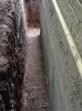 Утепление цокольного этажа, фундаментов подвальных помещений. Донецьк