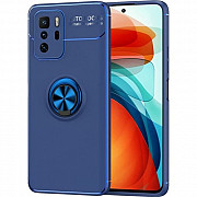 Чехол Deen ColorRing для Xiaomi Redmi Note 10 5G/Poco M3 Pro Blue (Код товара:17894) Харків