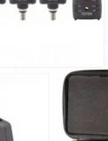 Набор Электронных Сигнализаторов Поклевки Flajzar FISHTRON Q9-TX-RGB 4+1 Львів
