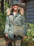 Зимова жіноча куртка аляска Darla Alpha Industries Володимир-Волинський
