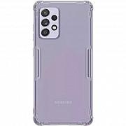 Чехол силиконовый Nillkin Nature Series для Samsung A52 Gray (Код товара:19030) Харків