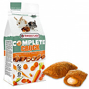 Versele-Laga Complete Crock Carrot 0.05 кг Верселе-Лага КОМПЛИТ МОРКОВЬ лакомство для кроликов и гры Київ