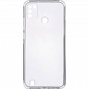Чехол силиконовый для Tecno Pop 4 Pro прозрачный (Код товара:17898) Харків