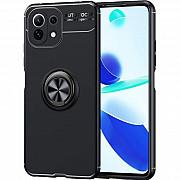 Чехол Deen ColorRing для Xiaomi Mi 11 Lite Black (Код товара:17890) Харків