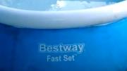 Бассейн надувной семейный Bestway 366х76 см Куп'янськ