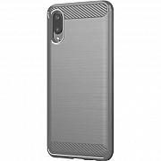 Чехол Slim Series для Samsung A02 A022 Gray (Код товара:18934) Харків