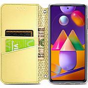 Чехол-книжка Getman Mandala для Samsung A02 A022 Yellow (Код товара:18943) Харків