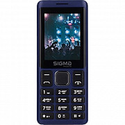 Телефон Sigma mobile X-Style 25 Tone Blue (Код товара:19144) Харків