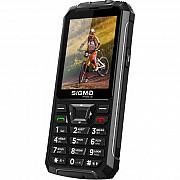 Телефон Sigma Mobile X-treme PR68 Black (Код товара:19085) Харків